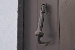 Picaporte Garfio (wegstudio) Tags: door puerta oldsanjuan puertorico viejosanjuan doorknocker picaporte aldabas