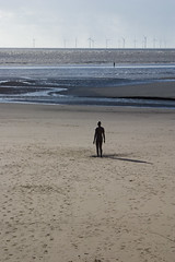 Another Place (Ruth_W) Tags: sculpture statue lancashire gormley crosby merseyside anthonygormley scul ironmen