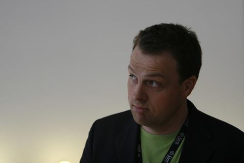 Christer Gundersen i Friprog