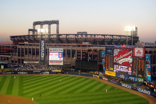 NYC - Queens - Flushing: Shea Stadium and Citi Field