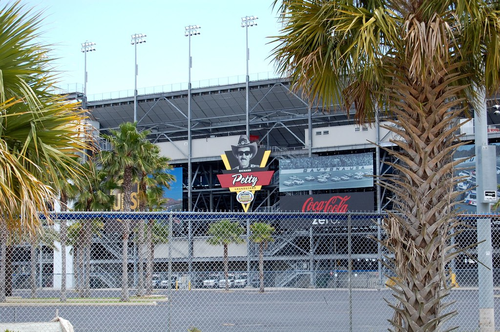 Daytona International Speedway, Daytona Beach, Florida (FL)