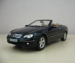 Mercedes CLK 350 Cabriolet 2005 C209