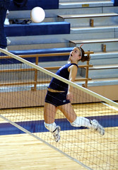 087B1940 (mphotographer82) Tags: women volleyball allegheny hotpants