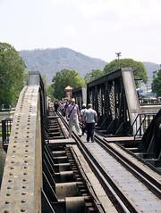 Bridge over River Kwai (jackandsheldon) Tags: bridge river kwai