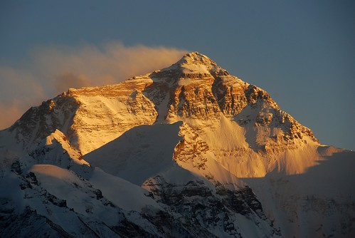 Photo of North Face of Mount Everest