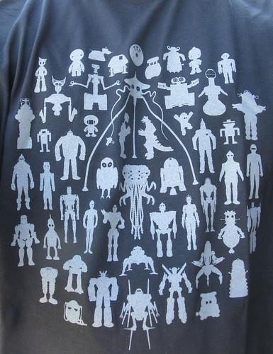 Celebrity Robots