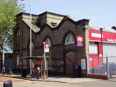 Picture of Hornsey Station
