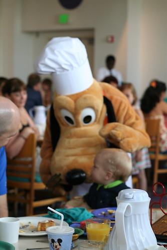 Pluto and Eli