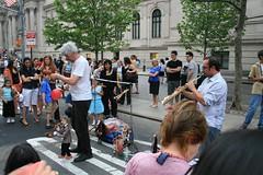 Czech Puppeteer (aveoree) Tags: newyork festival america met   museumnewyork