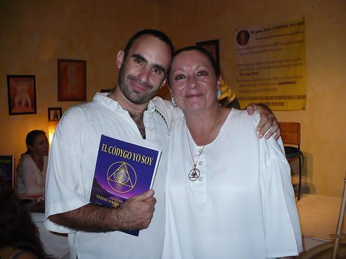 El maestro Zazzin O´babe Shandur