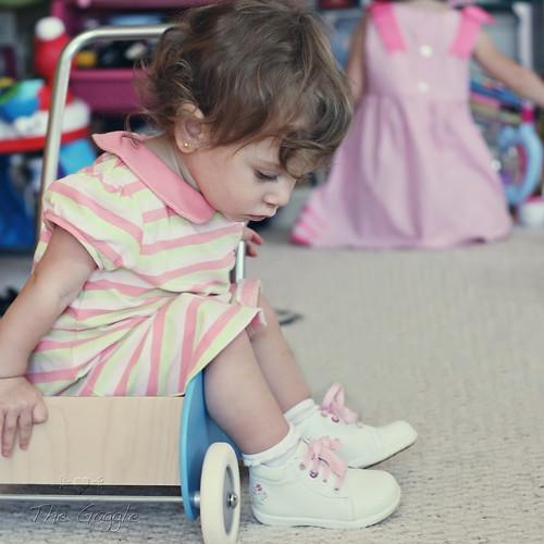Baby wagon?