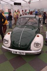 Police Car VW Beetle Bug 1971 (picture_addicted) Tags: vw bug d50 germany volkswagen deutschland nikon beetle police 2008 polizei mannheim käfer maimarkt pictureaddicted