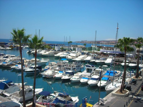 Puerto Colon marina
