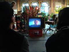 Laughter (chumpchampion) Tags: show music silent mikemills videoinstallation laughter aaronrose davidscottstone thesads askamatsumiya