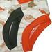 Dinos with Dark Green or Dark Orange Undies! 2 sizes! *Hidden Seams* Free Ship