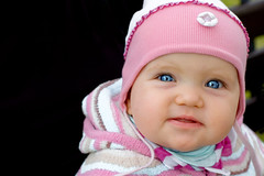just baby girl (innees) Tags: baby color beauty smile face kids pretty child naturallightkids portatrait agnieszkazaleska agnieszkakrajewskazaleska