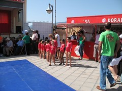 Getting ready to go on (John Beckley) Tags: gymnastics tenerife gabriella piedrahincada