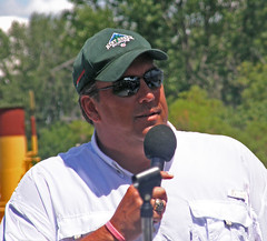 Kent Hrbek - 08 ALS Bass Tournament