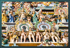 Nataraja Temple Sculptures2 (Ceeyefaitch) Tags: india tamilnadu southindia chidambaram natarajatemple