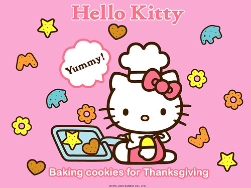 hello kitty wallpaper. Hello Kitty - Wallpaper