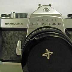 Pentax Spotomatic Camera