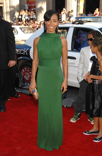 will smith wife red carpet. (Will Smith#39;s wife)