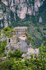 Le Hermitage (alh1) Tags: france limestone hermitage cevennes inntravel caussenoir