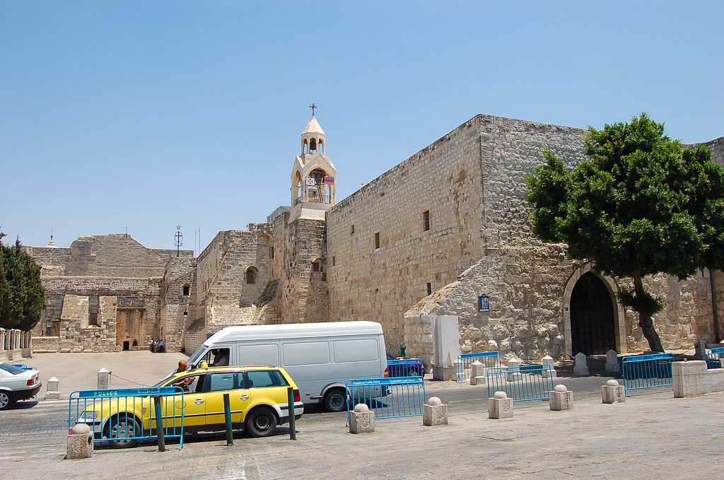 Church of the Nativity, Bethlehem‎, فلسطين  Palestine 巴勒斯坦自治區