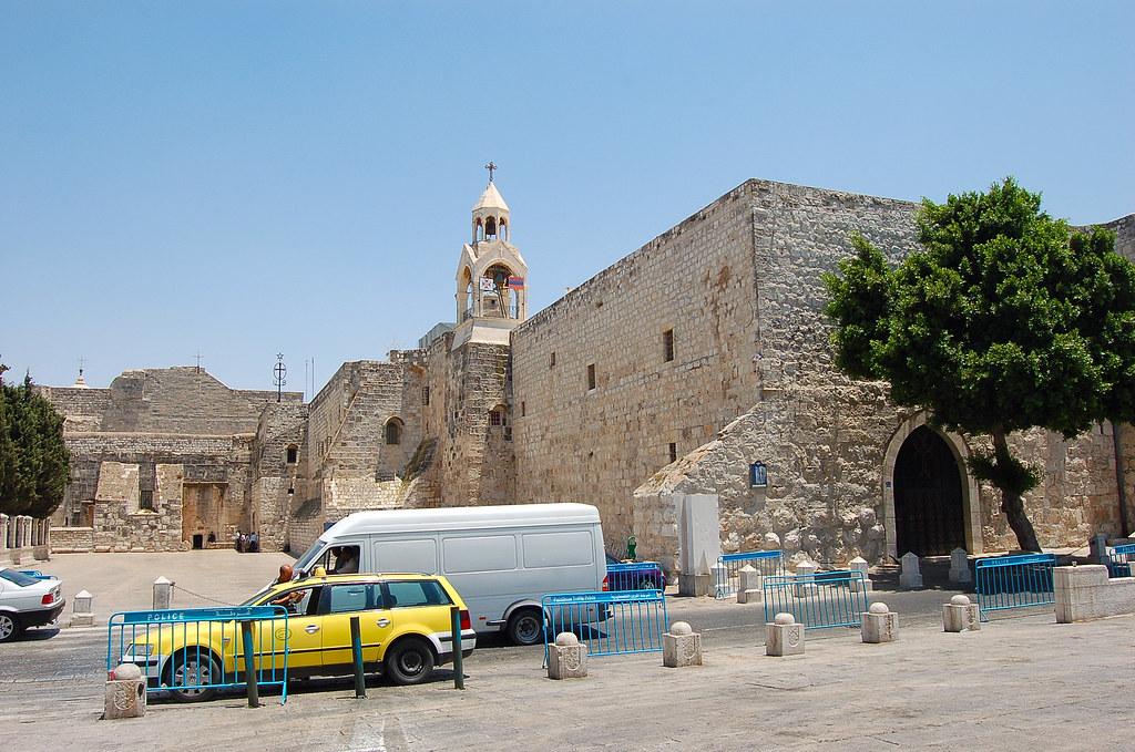 Church of the Nativity, Bethlehem, فلسطين  Palestine 巴勒斯坦自治區