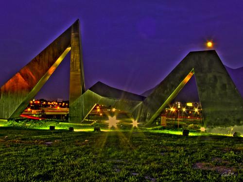 戈里兹Mathias Goeritz (德国1915 -墨西哥1990)雕塑作品集1 - 刘懿工作室 - 刘懿工作室 YI LIU STUDIO