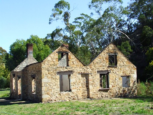 Australia-colonial-ruins