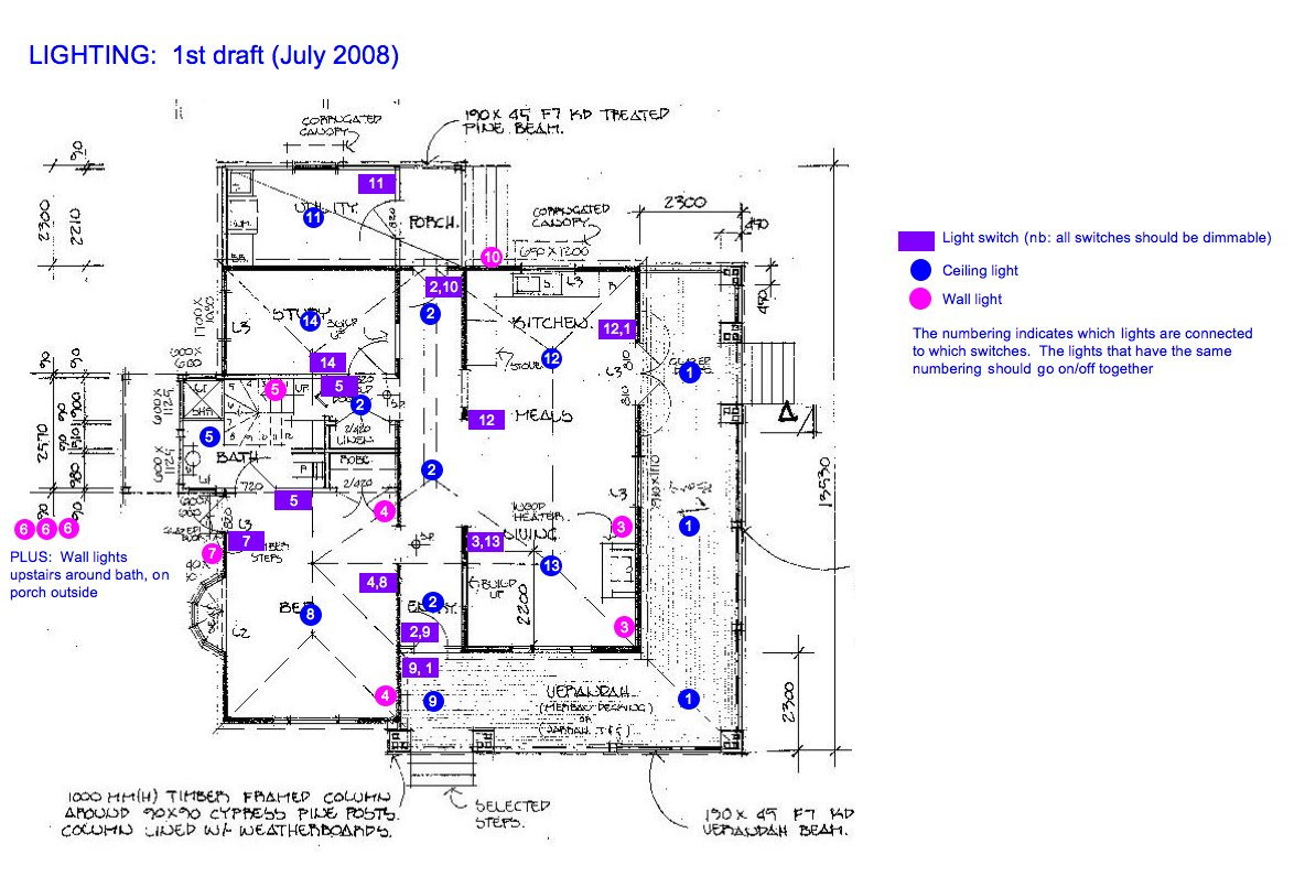 the road to amherst electrical plan for cottage, wiring diagram