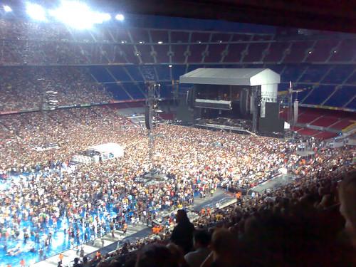Camp Nou 20-julio-2008
