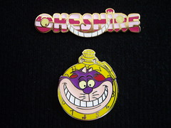 My Disney Cats Pins #26 (isazappy) Tags: cat chat pin cheshire alice disneyland pins disney isabelle collectible aliceinwonderland disneylandparis disneylandresortparis pintrading disneyana cheschirecat cheschire disneypin disneypins isazappy pintradding