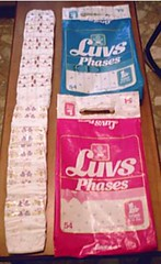 Luvs-1991-11 (Vintage Luvs) Tags: old girls boy baby boys girl vintage babies ad ab diaper plastic loves diapers dl pampers disposable huggies luvs abdl olddisposable