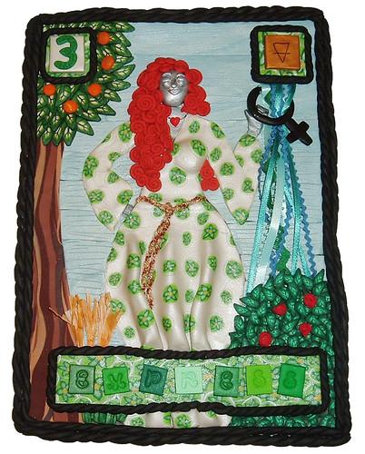 Empress Tarot Art