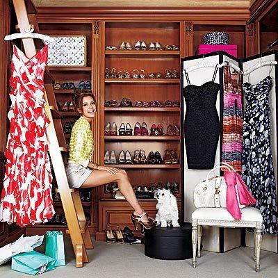 Eva Longoria's Closet, InStyle
