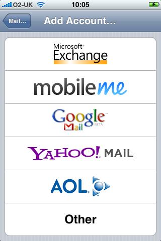 iPhone exchange