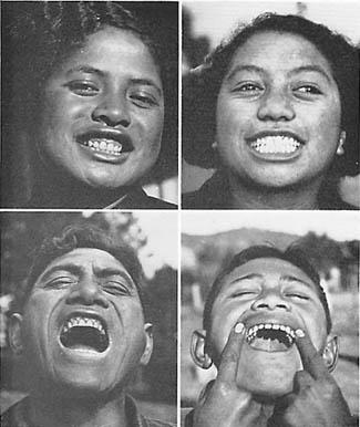 Primitive New Zealand Maori
