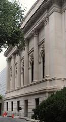 NYC_Fifth_Met_005 (TNoble2008) Tags: niche limestone corinthian anta 1913 verify pilaster mckimmeadandwhite scrolledkeystone