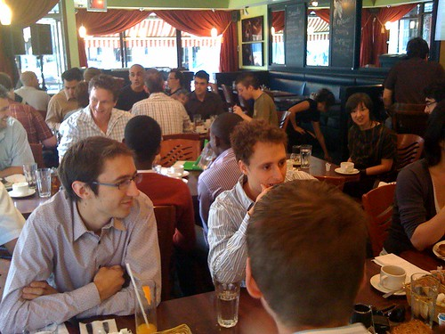 Report: Tech Entrepreneur Breakfast