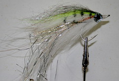 Craft Fur Sardine: Albacore Fly!