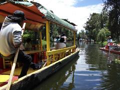 In Xochimilco