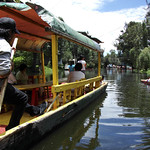 In Xochimilco