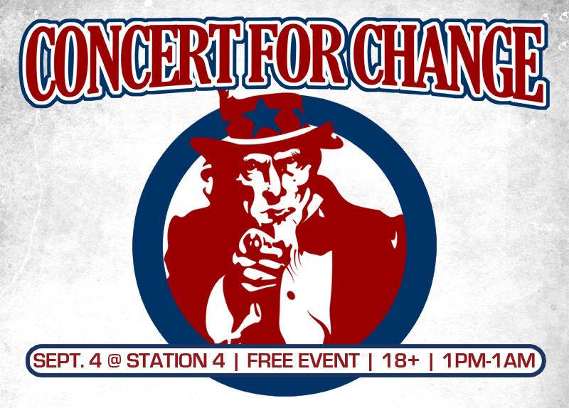 concert4change