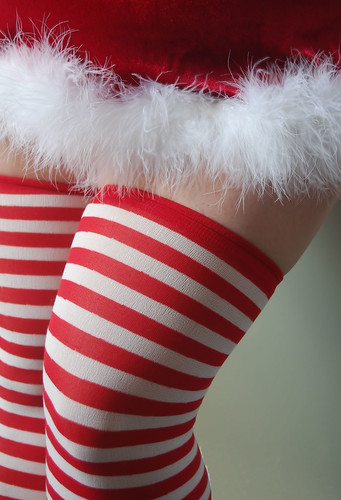 Secret #25 - I once dressed up as Mrs. Claus.  Also, 6/52 by •°o•°o Gina •°o•°o.