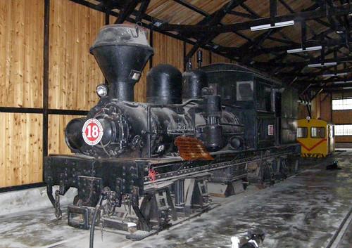 23.退休的阿里山蒸汽火車頠(2)