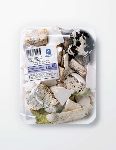 Surfrider - Farmer's Market - Styrofoam bites
