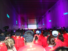 dentro tunel (Jose Antonio Tovar) Tags: mxico race df ciudad run nike human 10k carrera correr