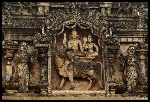 Thiruvotriyur Temple - Vintage Sculpts